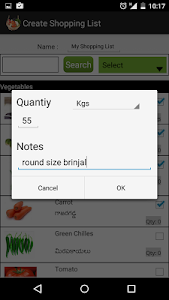 Grocery List Maker Shop Helper screenshot 1
