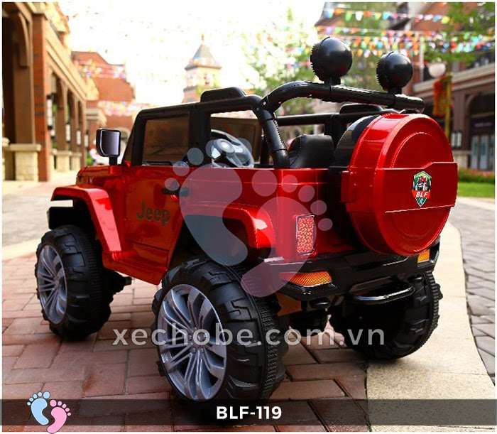 Xe ô tô điện địa hình BLF-119 4