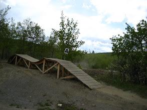 Photo: Atlama rampaları.