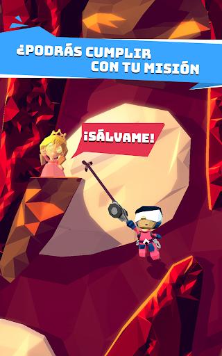 Hang Line: Mountain Climber screenshot 5