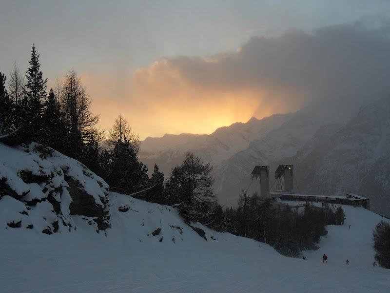 tramonto di Marinazu
