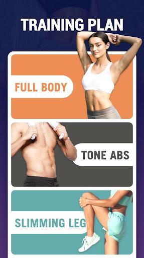 Fat Burning Workouts - Lose Weight Home Workout 1.0.3 screenshots 1