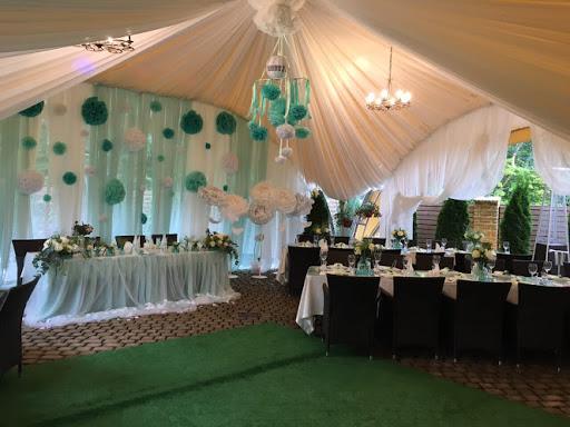 Малый шатер в Ляби Хауз для свадьбы