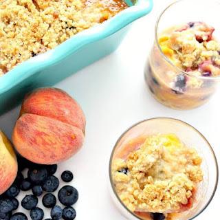 Apple Peach Crisp Recipes