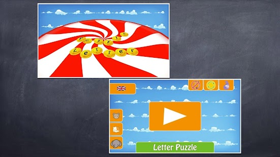 Letter Puzzle: Learn To Read- screenshot thumbnail