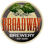 Logo for Broadway Brewery
