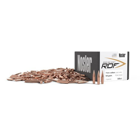 Nosler RDF 7mm/ .284 185 gr 100st