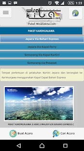 Wisatakita.com- screenshot thumbnail