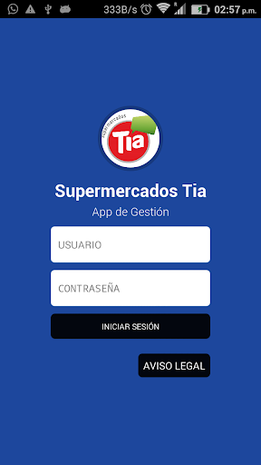Supermercados Tía Gestión