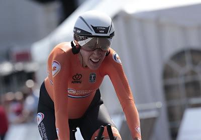Ellen van Dijk pakt tijdritgoud voor Nederland, Duyck beste Belgische
