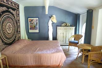 Photo: 2e slaapkamer aan de tuinzijde