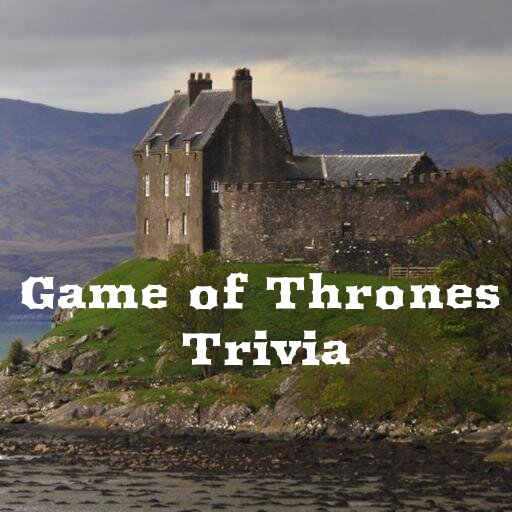 益智App|Trivia for Game of Thrones LOGO-3C達人阿輝的APP