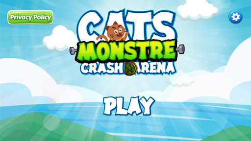 CATS MONSTRE CRASH ARENA 1.0 screenshots 2
