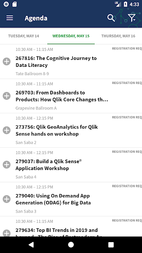 Qliksense Registration