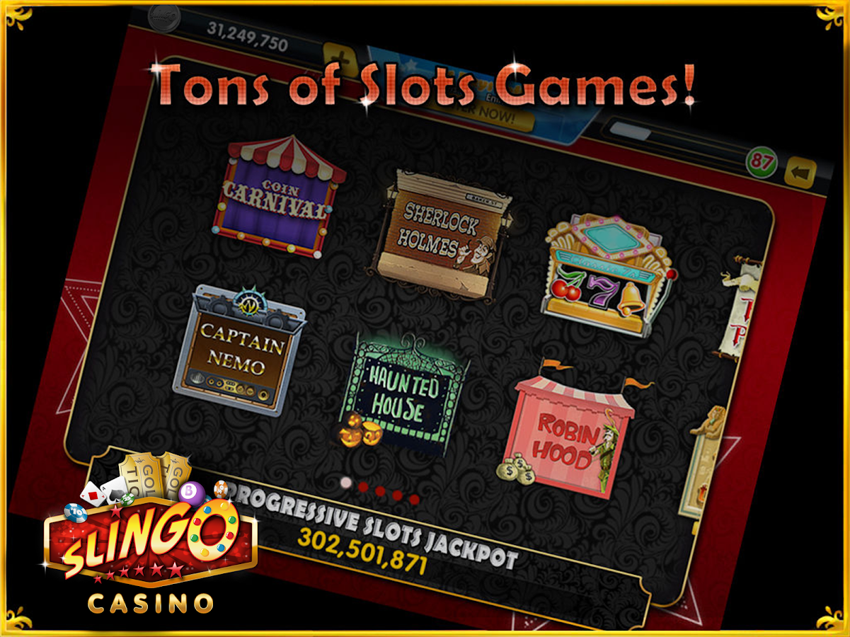Play Slingo For Free. The Best Combination of Slots and Bingo