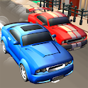 Two Cars - City Rush icon
