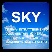 Canali Tv Italiana SKY