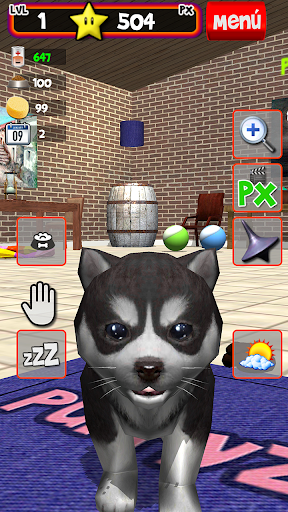 PuppyZ your Virtual Pet Dog