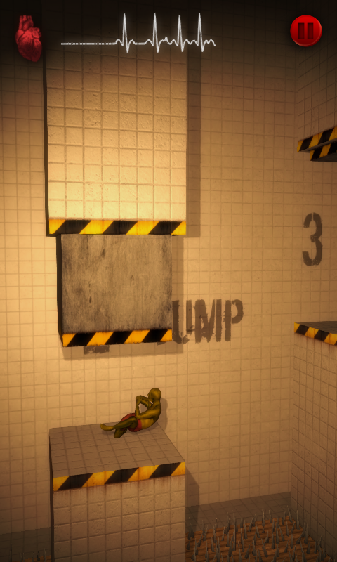 Bloody Jumps - Jump or Die- screenshot