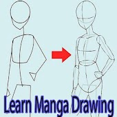 Learn Manga Drawing