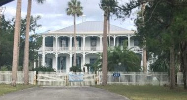 Photo: DeBary Historic Mansion -Site of Hops and Vine