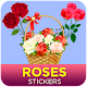 WAStickers - Roses Stickers APK