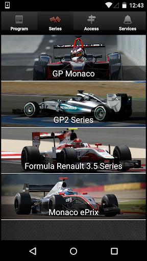 Circuit of Monaco