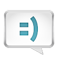 Messaging smart extension icon