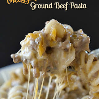Cream Pasta With Ground Beef Recipes.