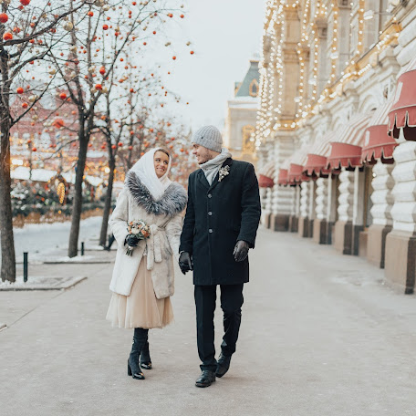 Wedding photographer Aleksey Gubanov (murovei). Photo of 18.02.2018