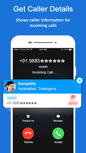 Mobile Number Location - Phone Call Locator 8.6 screenshots 1