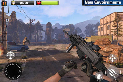 Real Commando Secret Mission 2.0.2 screenshots 1