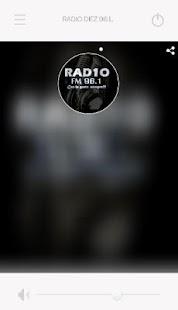 RADIO DIEZ - náhled