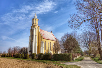 Photo: Kostel svatého Ondřeje Slezské Pavlovice