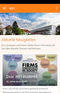 WFI Ingolstadt - Apps on Google Play