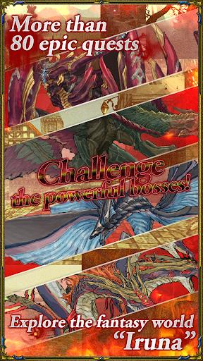 RPG IRUNA Online MMORPG apkmr screenshots 2