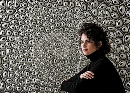 Влиятельные женщины в трехмерной печати # 1: Нери Оксман