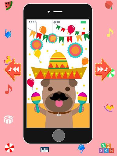 Baby Real Phone. Kids Game 1.13 screenshots 12