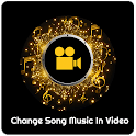 Change Song Music in Video icon