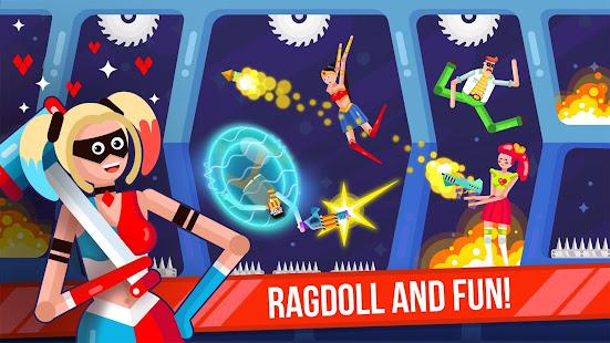 Game Ragdoll Rage: Heroes Arena APK for Windows Phone