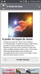 O Verbo de Deus - Pregações e Textos Bíblicos - náhled