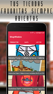 Shop Window Commerce screenshot 0