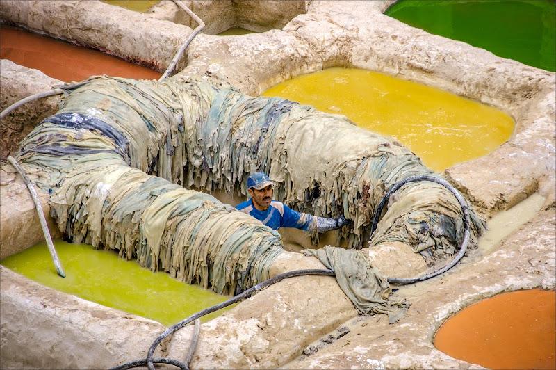 Il tintore di Fez di alberto raffaeli