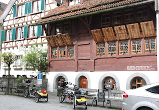 Photo: Day 36 - The Town of Arbon on the Bodensee Lake Coast #3
