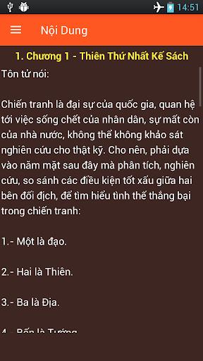 ... 36 Kế Binh Pháp Tôn Tử screenshot 3 ...