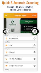 Business Card Scanner & Reader-Free Card Reader v4.5363 (SAP)(Premium) 3