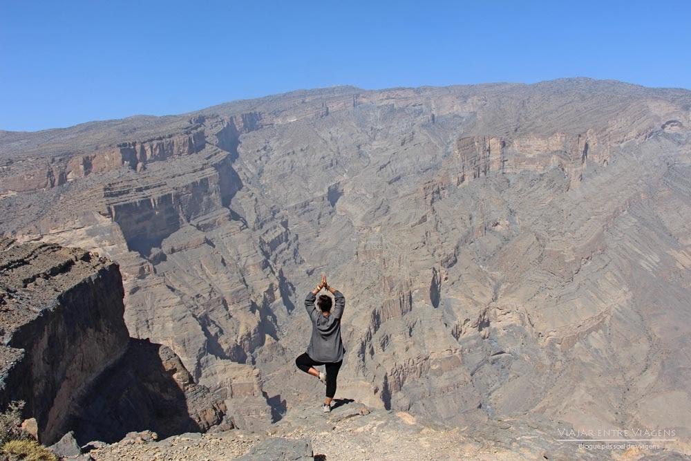 Jebel Shams Omã Oman
