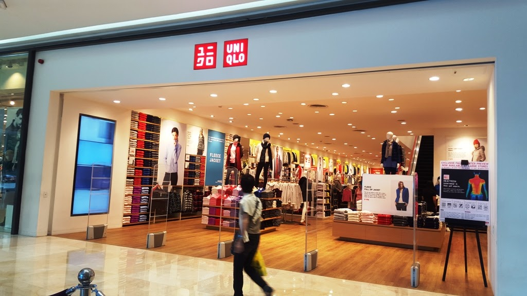 UNIQLO OFFERS ALL-NEW FLEECE CONCEPTS FOR 2015