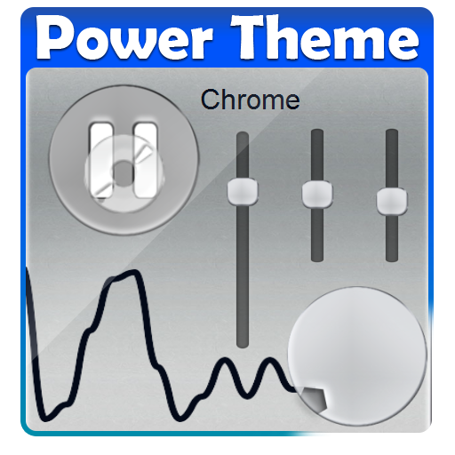 Chrome Poweramp Skin