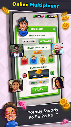 Ludo Hero Party : Online Game  screenshots 5